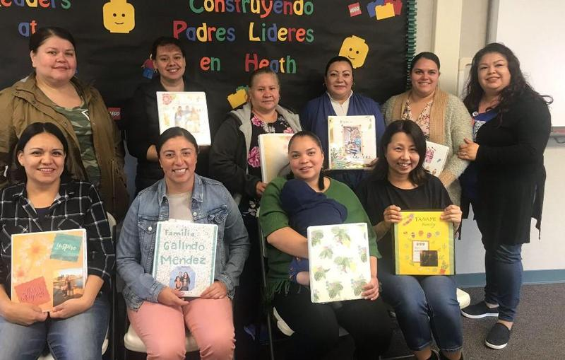 Latino Family Literacy Project Featured Photo