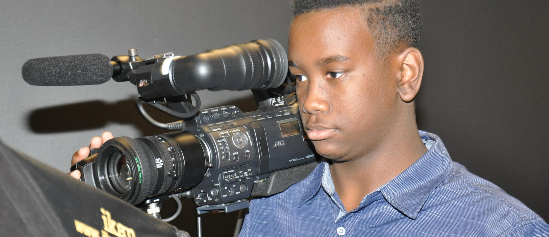 Audio-Video Department at the Bartow County College and Career Academy