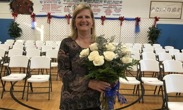 Principal of the Year, Mary R. Miller