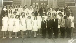St. Philomena School early graduates