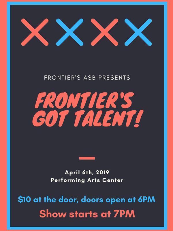 Frontier's Got Talent! Thumbnail Image