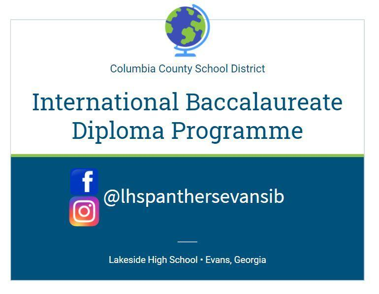 Columbia County School District International Baccalaureate Diploma Programme link