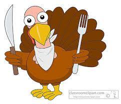 Reserve your spot for Thanksgiving Dinner with your child. All reservations are due by Nov. 3, 2018