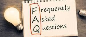 FAQ updated version