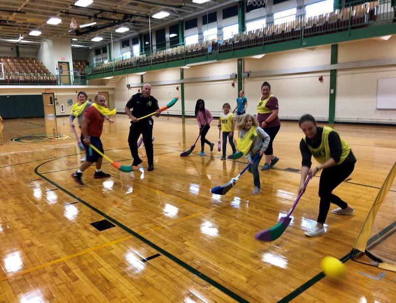 WPS Floor Hockey