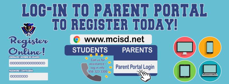 On-line Registration