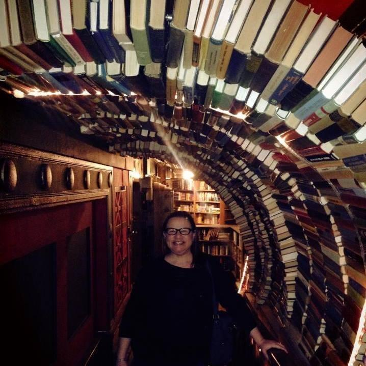 The Last Bookstore in Downtown Los Angeles