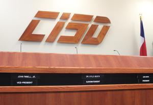 CISD Board Room