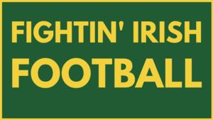 Fightin' Irish Football