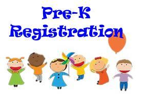 Pre-K Early Registration Video Featured Photo