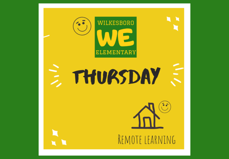 Thursday Remote Learning