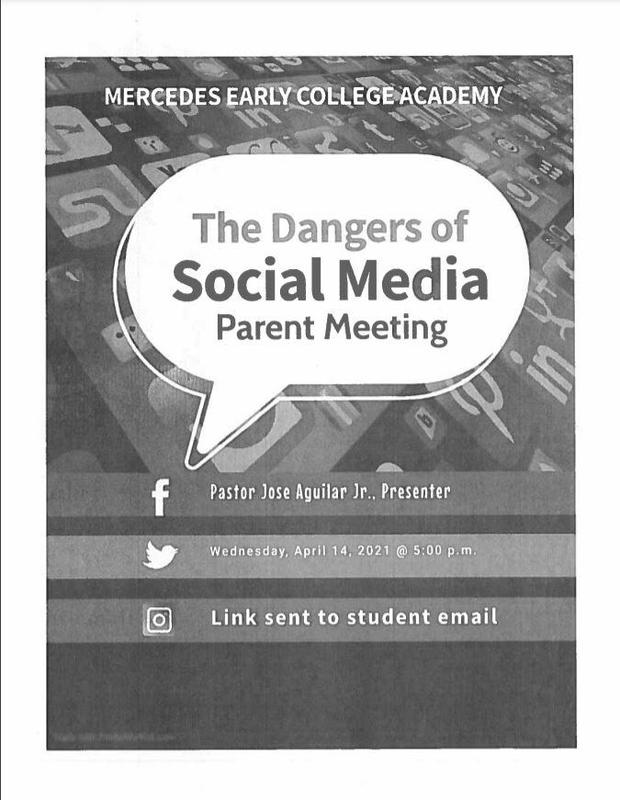 Dangers of Social Media Parent Meeting Featured Photo