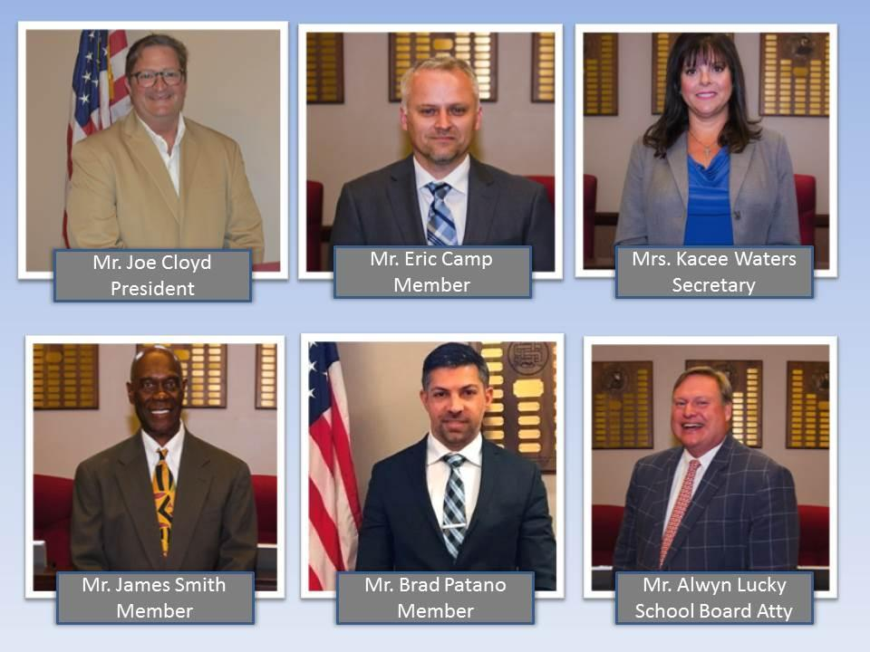 Board Members and Attorney