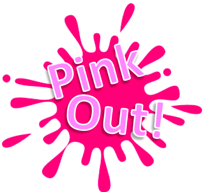 Wear your pink out shirt October 18th at the Pep Rally, Volleyball and Football Games! Featured Photo