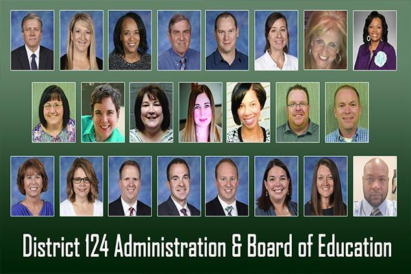 Unity statement from D124 BOE, Administration Thumbnail Image