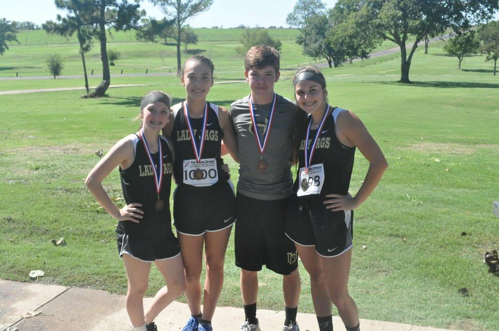 Cross Country Winners