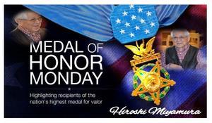 Hiroshi Miyamura=Medal of Honor Day