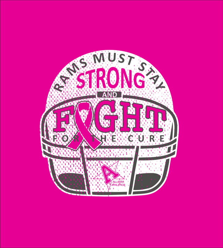 Pink Out Shirt Design