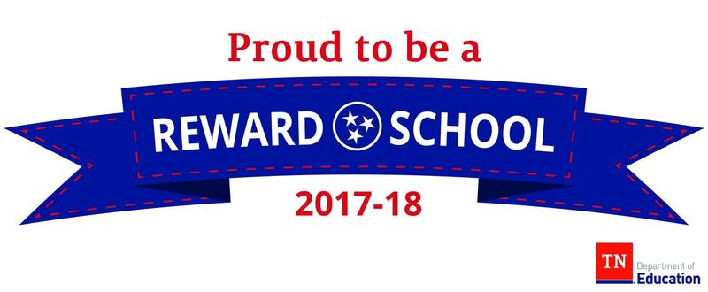 Crosswind Elementary named a 2018 Tennessee Reward School Featured Photo