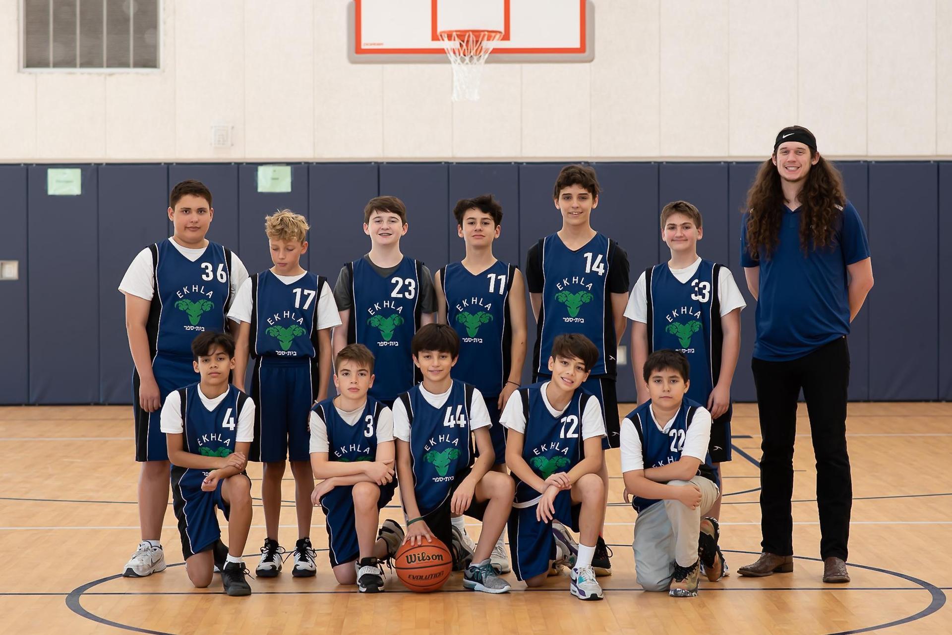 6-8 Team