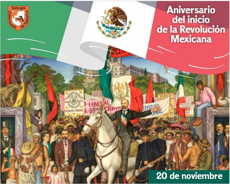 Aniversario del inicio de la Revolución Mexicana Featured Photo