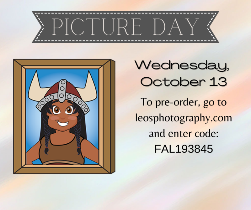 Picture Day is Coming! Thumbnail Image