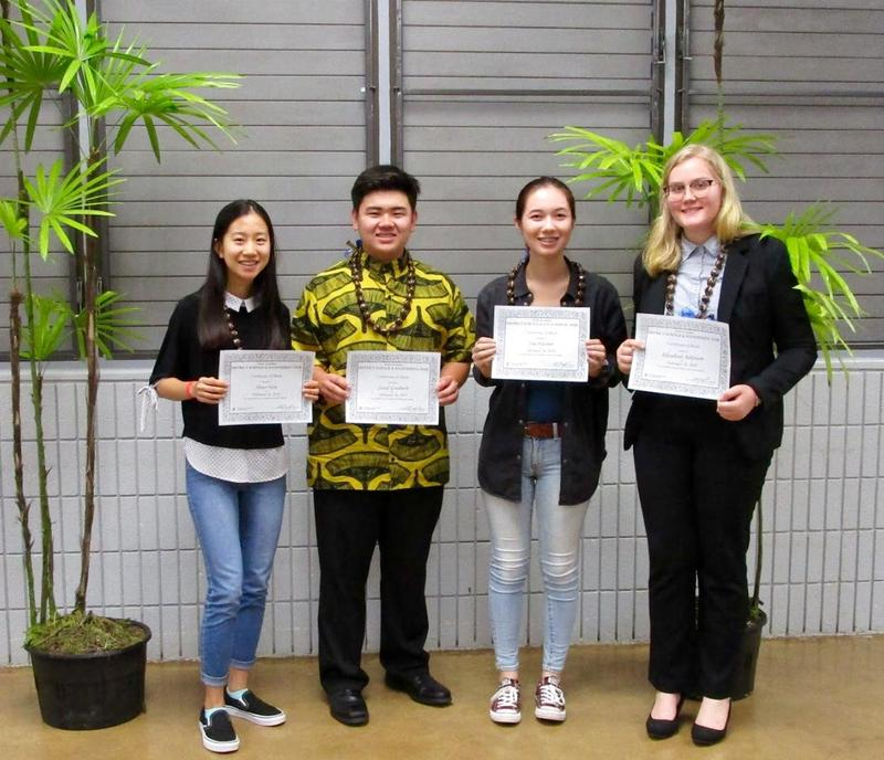 2019 Hawaii District Science and Engineering Fair Featured Photo