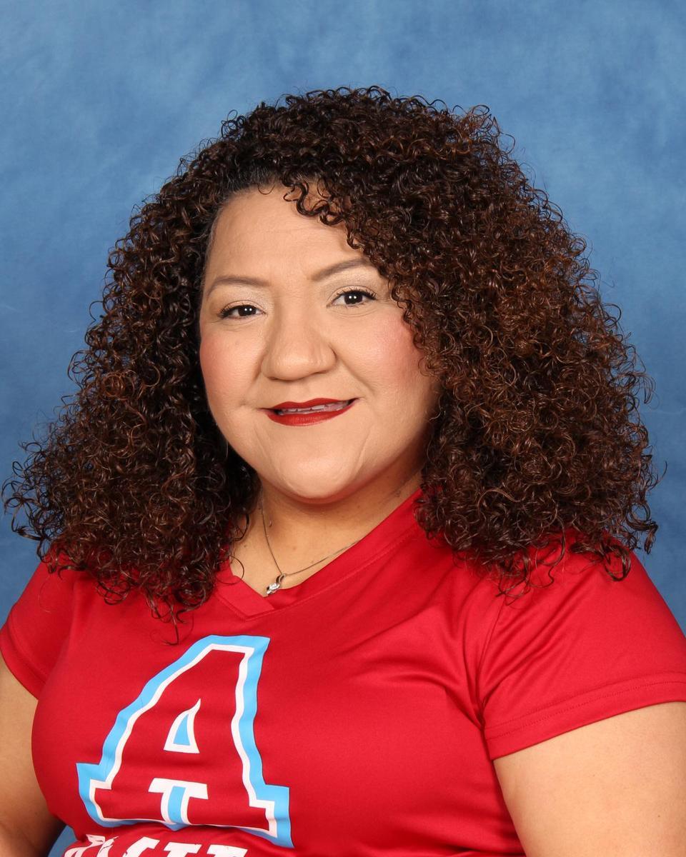 Mrs. E. Concha, ACE coordinator