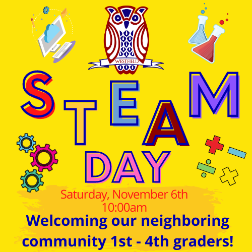 STEAM Day Neighboring Community Event Featured Photo