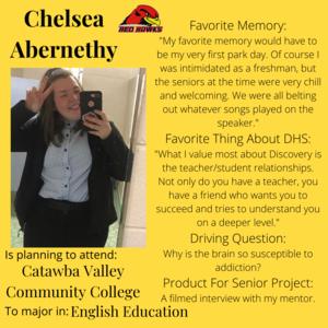 Chelsea Abernethy