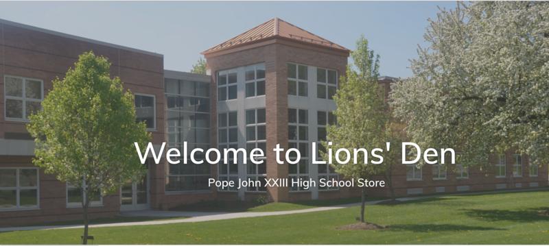 Lions Den store