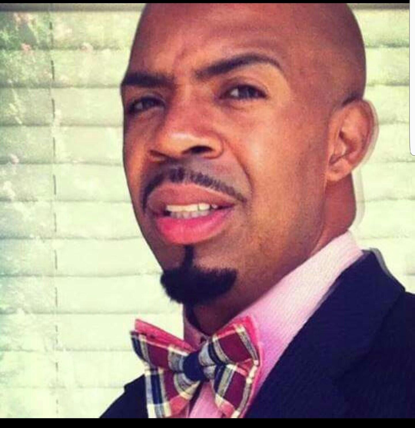 Natchez Freshman Academy Principal, Larry Hooper