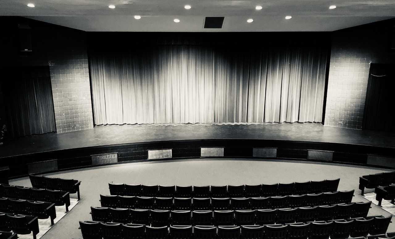 Oakland High Auditorium