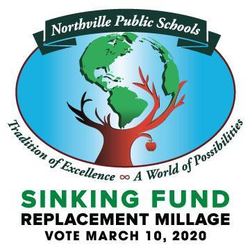 NPS Logo with Sinking Fund Millage Vote 3/10/2020