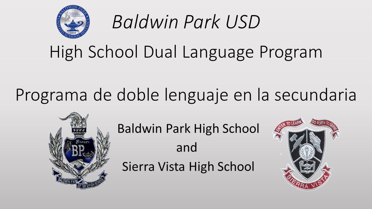 BPUSD and School Logos