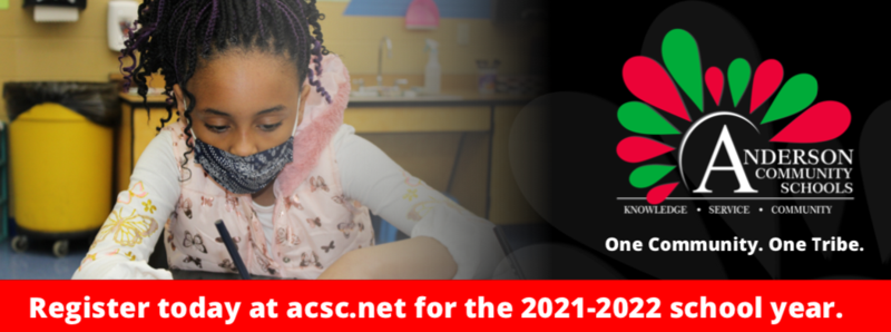 Register now for the 2021-2022 School Year! Thumbnail Image