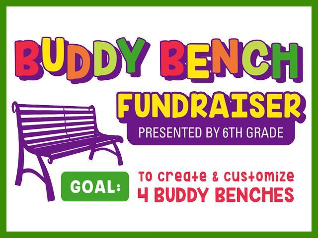 Bring Buddy Benches to HFS! Featured Photo