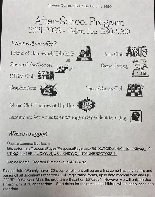 After-School Program Flyer