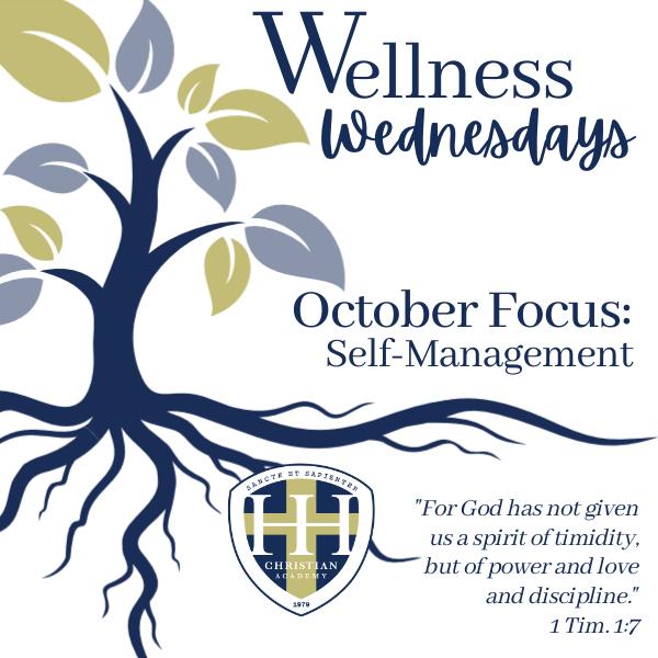 October: Self-management