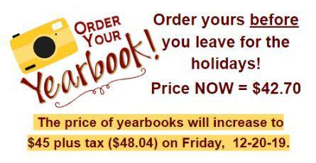 Yearbooks Are On Sale Now Featured Photo