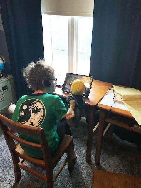 online hangouts increased student engagement and connection