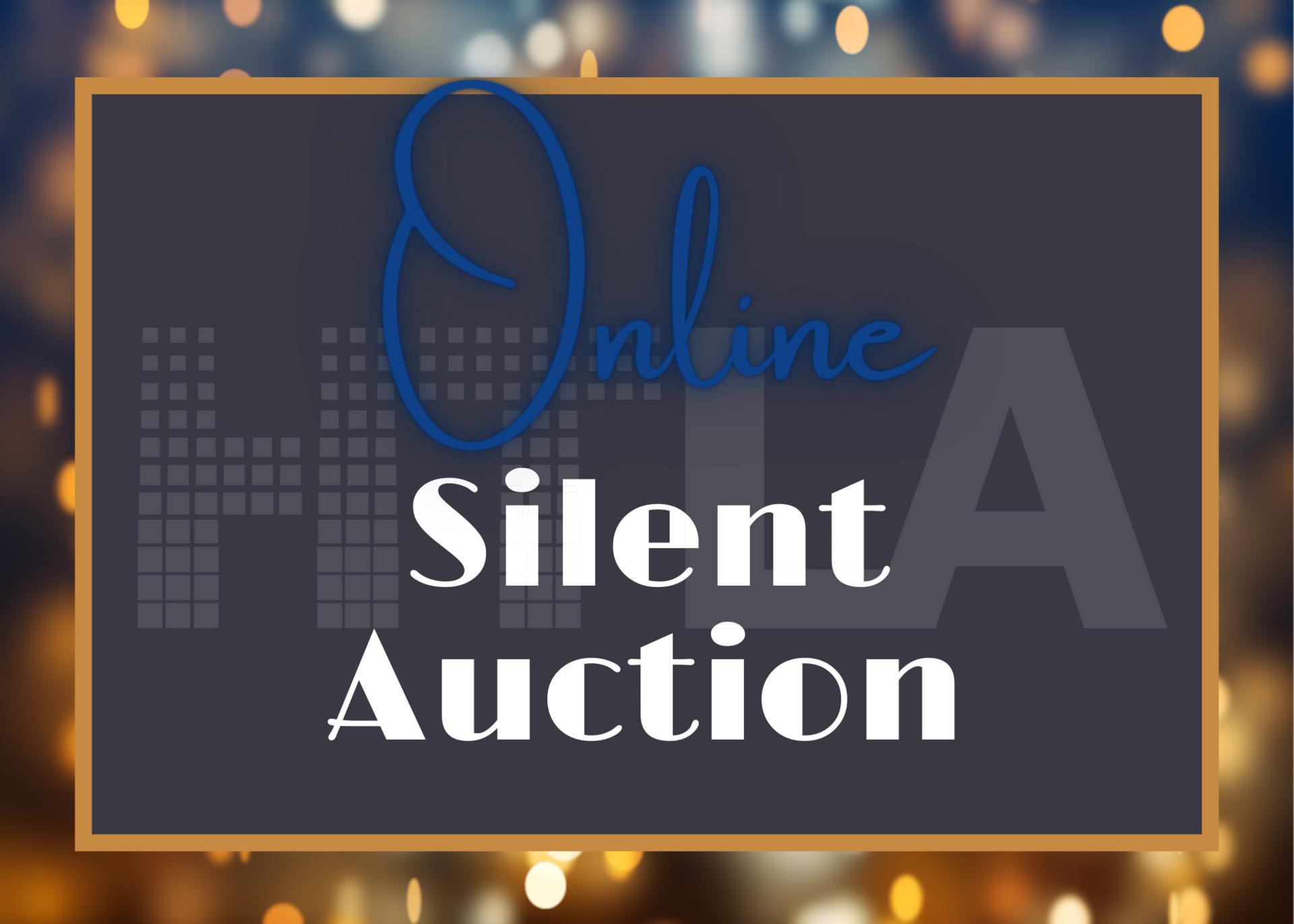 Online Silent Auction Picture