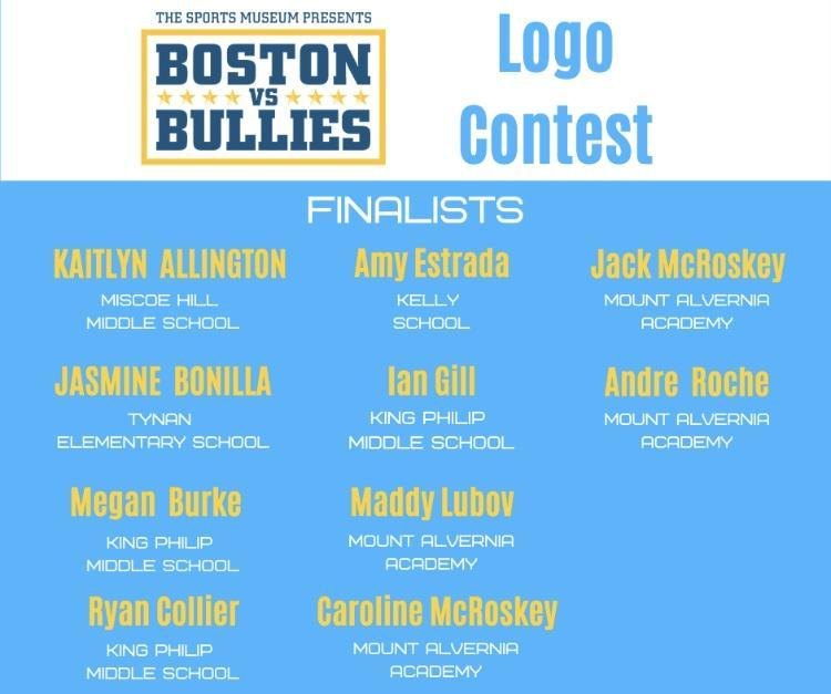 Four of MAA Students Named Finalists in Logo Drawing Contest Featured Photo