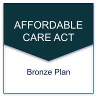 BRONZE PLAN AFFORDABLE CARE ACT