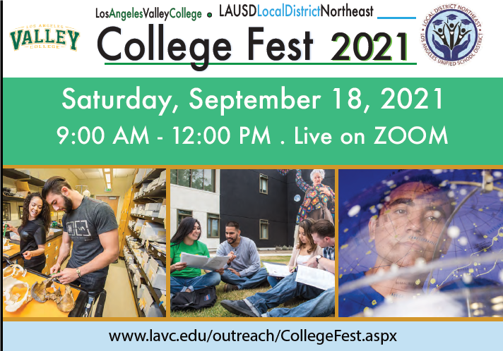 LAVC College Fest! Featured Photo
