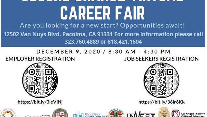 Dec.9 Job Fair