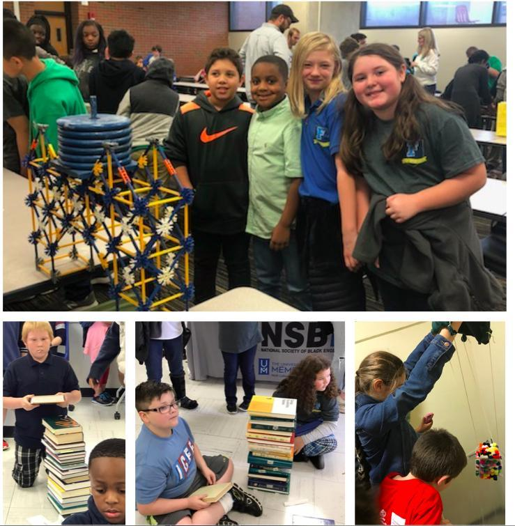 BCES Competes in U of M's E-Day Event  (Read more.) Thumbnail Image