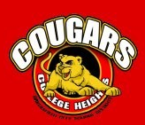 College Heights Cougar Logo