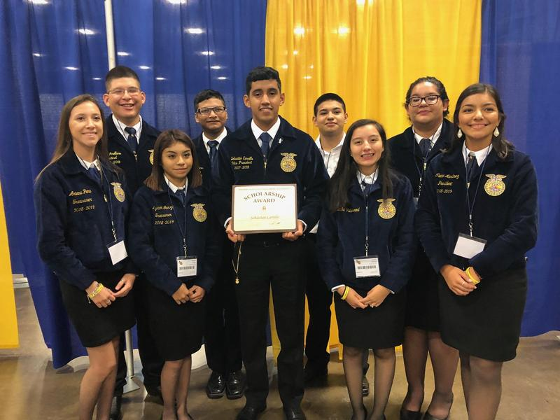 MHS FFA Earns Honors at State Featured Photo