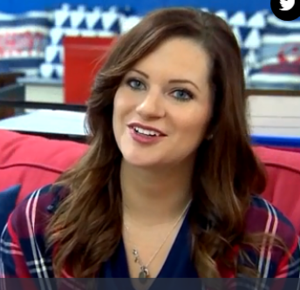 Miss Autumn Bivins News Channel 5's excellent teacher of the week.